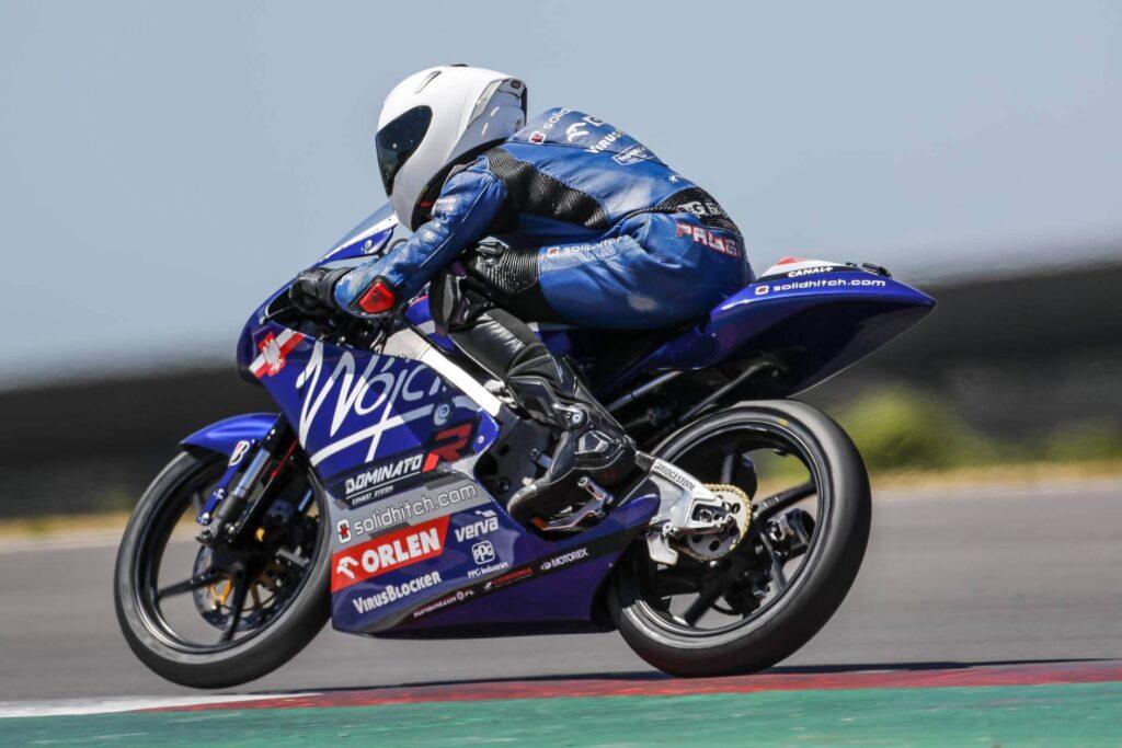 motocyklowa seria European Talent Cup